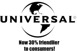 Universal Records: Now 30% friendlier to consumers