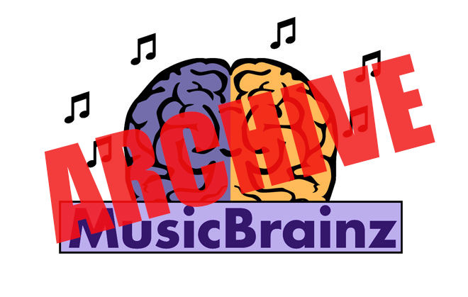 MusicBrainz (Archived)