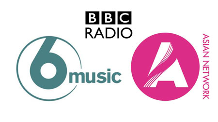 BBC 6 Music and Asian Network
