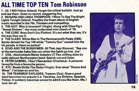 TR's All-time Top 10 from 1980