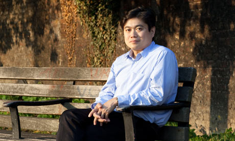 Joi Ito. photo by Alicia Canter for the Observer