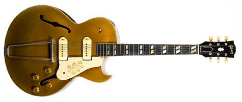 Alexis Korner's Gibson ES-295