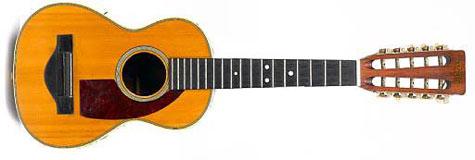 Alexis Korner's Gibson Tiple
