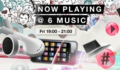 #nowplaying@6music
