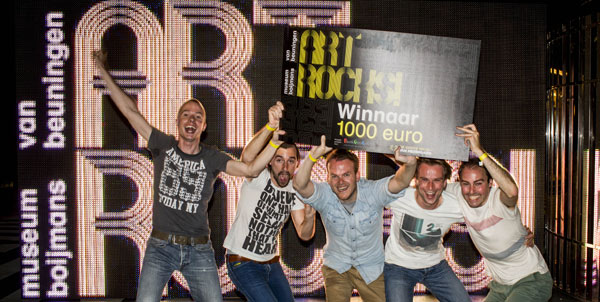 Try Acrobatics - winners of the 2012 Art Rocks competition in Rotterdam