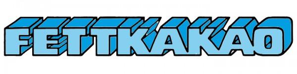 Viennese record label Fettkakao logo