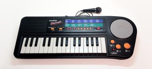 1991 Casio Rapman RAP-1