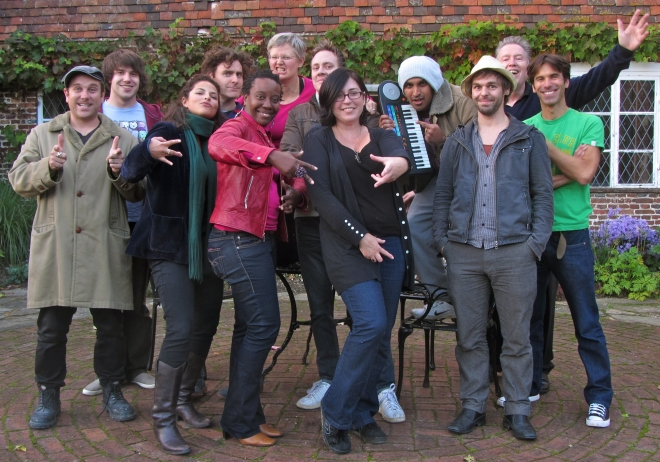 Immersion Songwriting Weekend