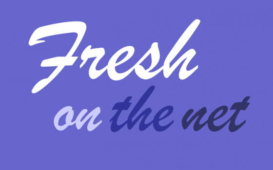 Old Fresh On The Net logo