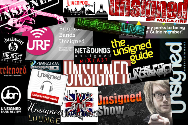 The Unsigned Music Indudstry