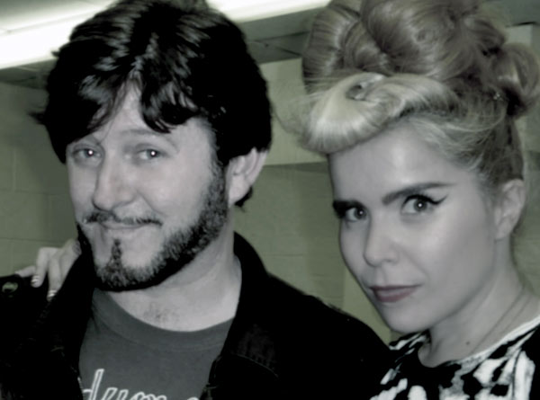 Andy Von Pip & Paloma Faith