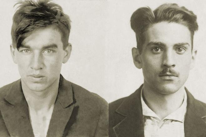Arthur & Frank