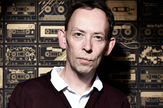 Steve Lamacq - click to zoom inage in new window
