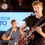 Thumpers play BBC Introducing stage at Reading Festival