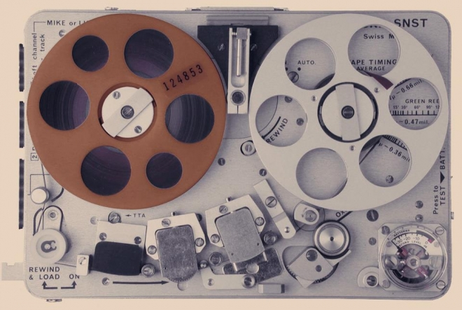 NAGRA TAPE MACHINE