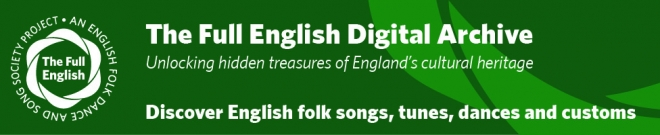 The Full English digital archive