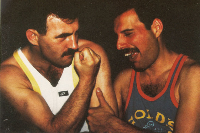 Jim and Freddie