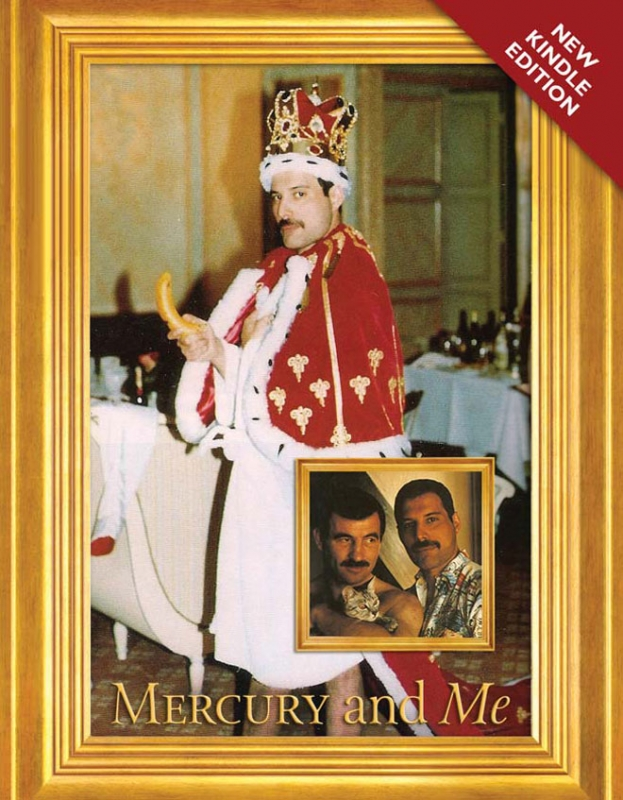 Mercury And Me - eBook artwork