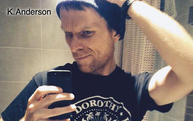 K Anderson
