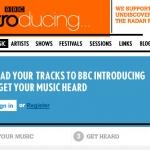 BBC Introducing Uploader