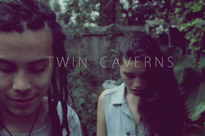 Twin caverns