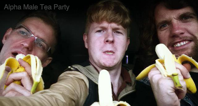 Alpha Male Tea Party