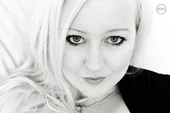 Forthaven guest vocalist Anna Grace Henney