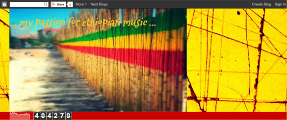 Ethio-Pain-Music blog