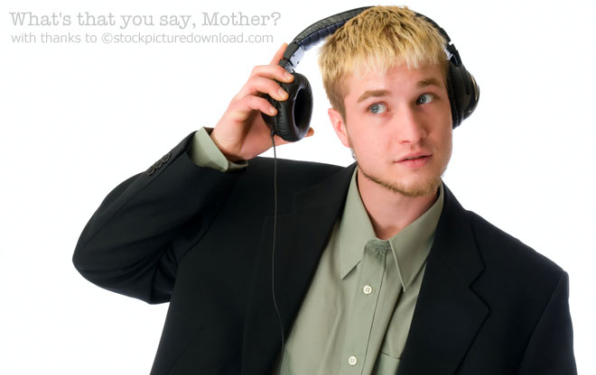 Man With Headphones - used with thanks to ©stockpicturedownload.com