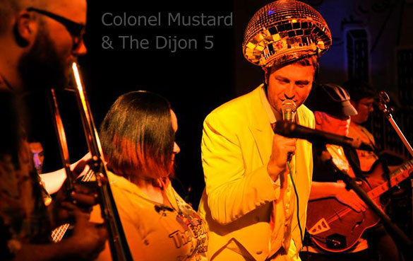 Colonel Mustard And The Dijon 5