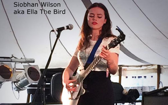 Siobhan Wilson - aka Ella The Bird
