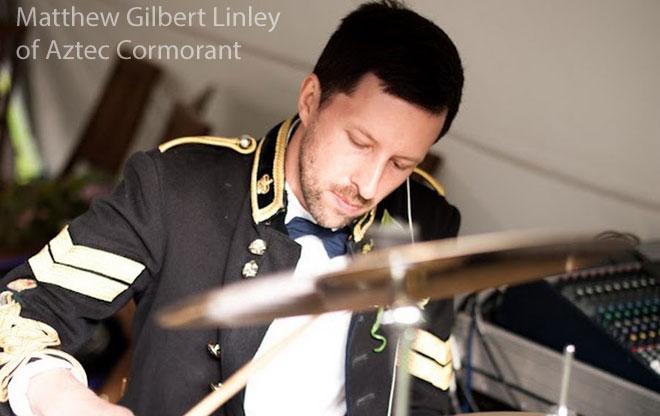 Matthew Gilbert Linley of Aztec Cormorant