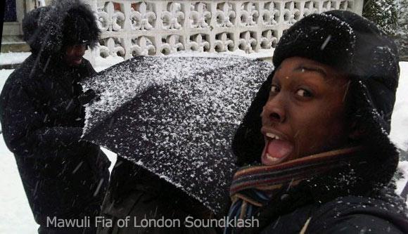 Mawuli Fia of London Soundklash