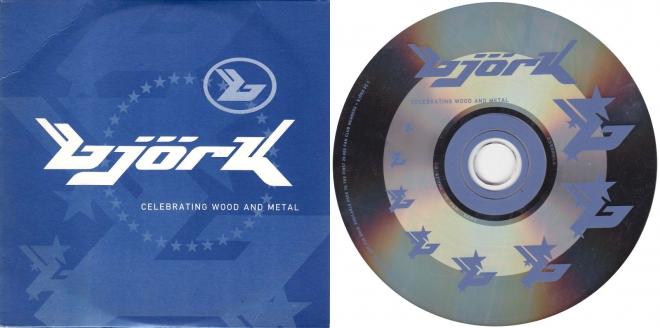 Bjork 1997 Fan Club Release - click image to zoom in new window