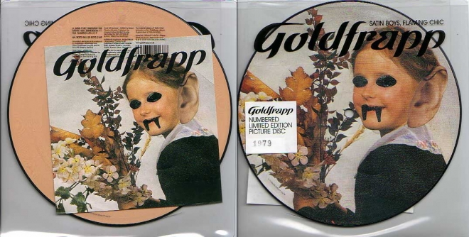 Goldfrapp Limited Edition - click image to zoom in new window