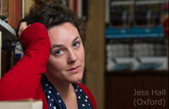 Jess Hall Oxford