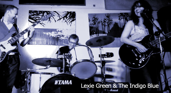Lexie Green & The Indigo Blue
