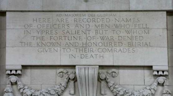 Ypres: Menin Gate