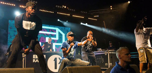 Shaodow guesting with 1xtra