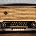 Listening Post: old wireless set