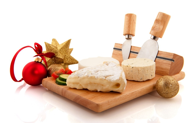 Xmas-Cheese-board
