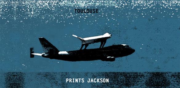 Prints Jackson: Toulouse