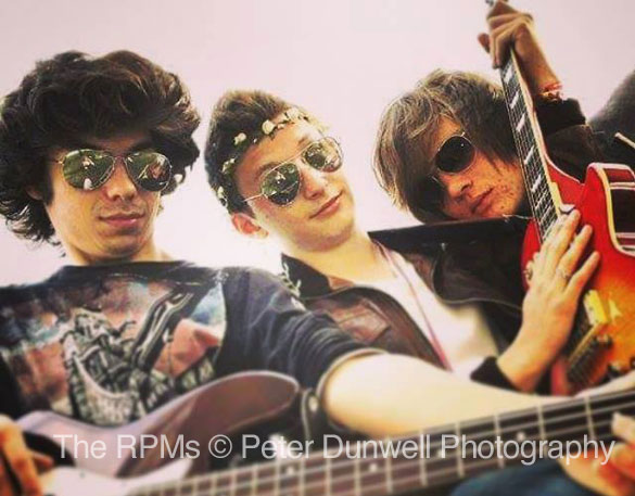 The RPMs © Peter Dunwell Photography