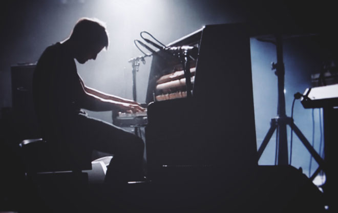 Nils Frahm at the BBC 6 Music Prom