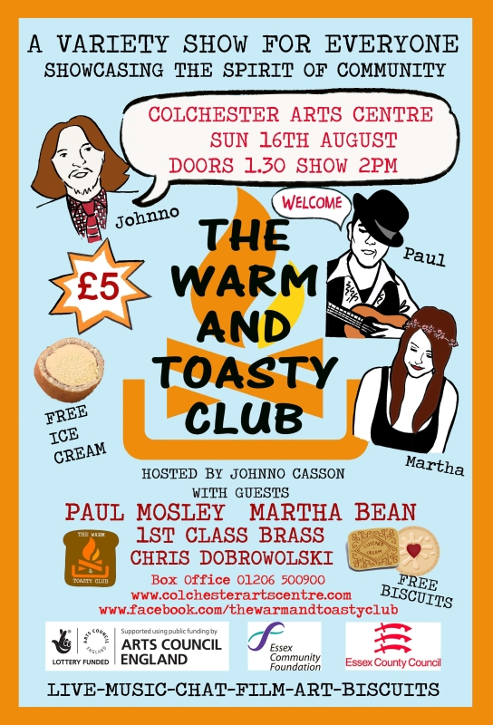 Warm and Toasty poster Final August social media