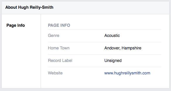 hugh reilly smith