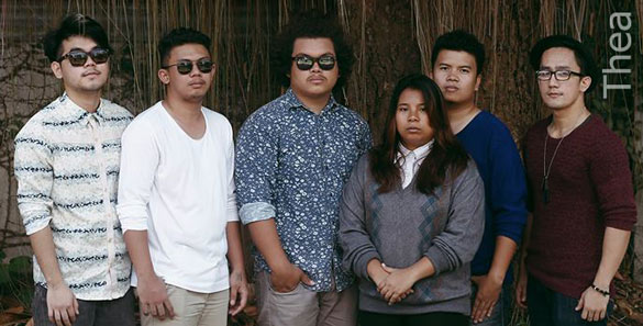 Thea the band