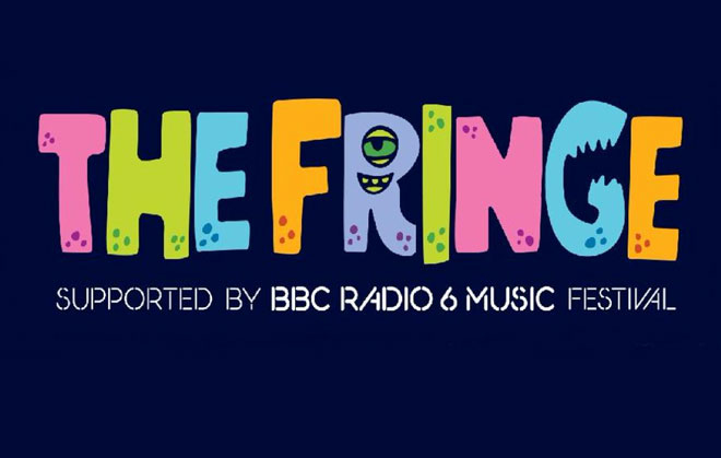 The Fringe - supported by BBC Radio 6 Music Festival