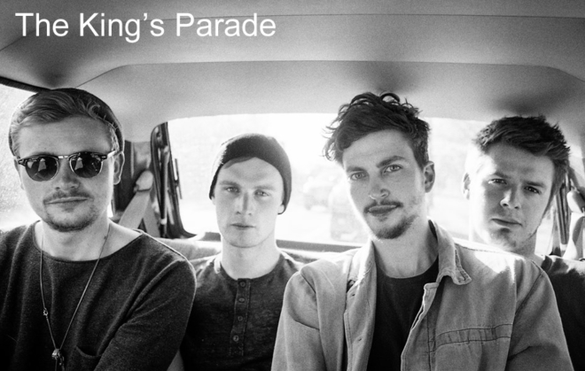 the-kings-parade