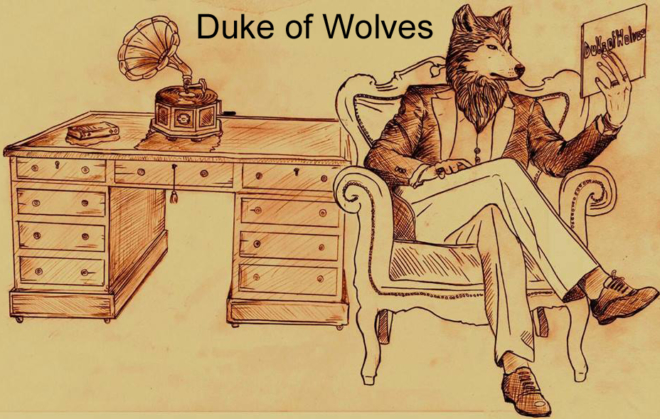 Duke of Wolves